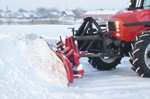 Fast and dependable snow removal service